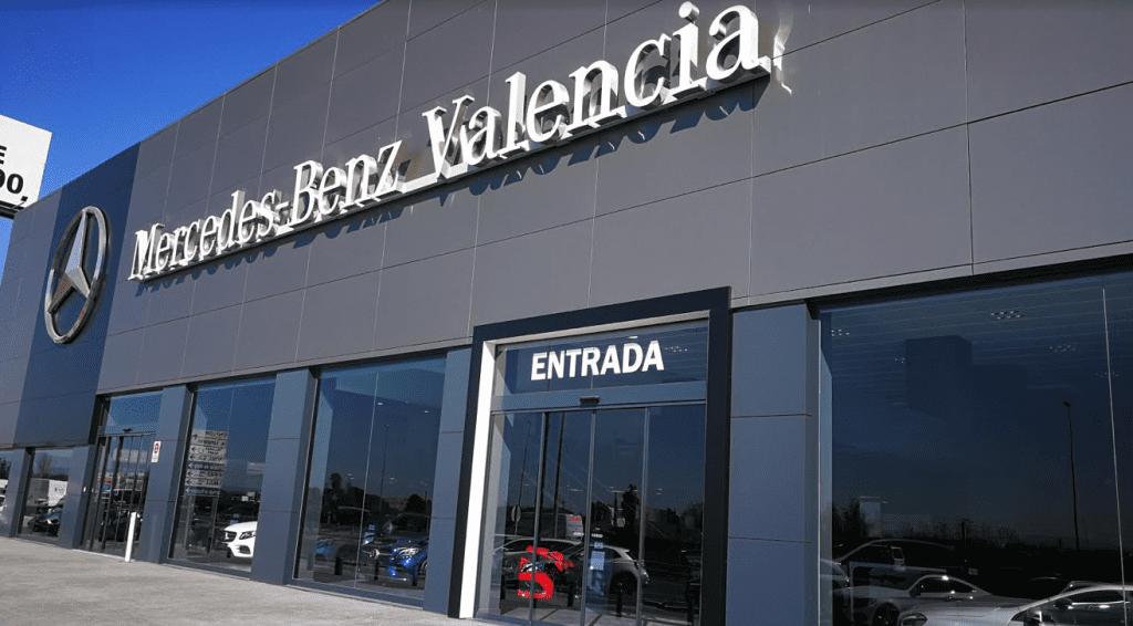 Los concesionarios de Mercedes-Benz Valencia reciben el ...